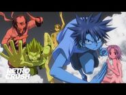 The Law of Ueki (2005) Openings 1 & 2
