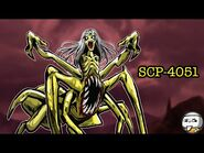 The Spider SCP-4051 Your Friendly Neighborhood Keter (SCP Animation)