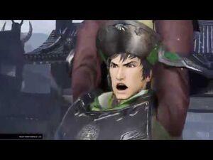 Warriors Orochi 4 - Ma Dai Unique Weapon