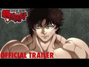 BAKI HANMA -2021- - Official Trailer -2 - English Sub