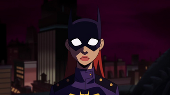 As Batgirl