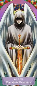 Dragon ash's SCP-001 The Gate Guardian