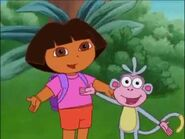 Dora and boots 432423