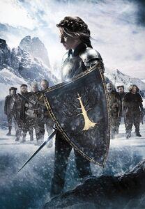 Kristen Stewart as Snow-White in Snow-White and the Huntsman 2