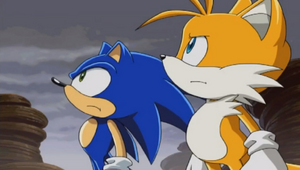 Sonic-x-tails-and-sonic-preparing-to-fight-eggman