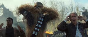 TFA - Finn, Han and Chewie