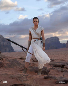 The Rise of Skywalker - Photography - Rey