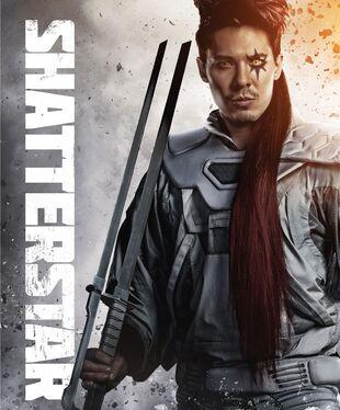 Shatterstar (X-Men Movies)