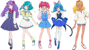 All Star Twinkle Cures