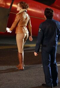 Amy Adams as Amelia Earhart In Night at the Museum 21