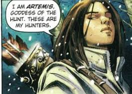 Artemis (Camp Half-Blood)