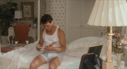 Chances Are Alex Finch (Robert Downey Jr) reading Corinne's journal.png