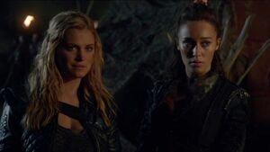 Clarke-and-Lexa
