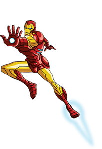 Iron Man (The Avengers: Earth's Mightiest Heroes)