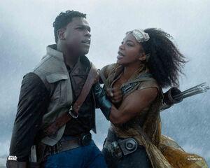 Finn and Jannah