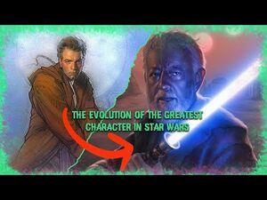 How Obi-Wan Kenobi was Written as the IDEAL JEDI