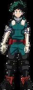 Izuku Midoriya Costume Gamma Profile