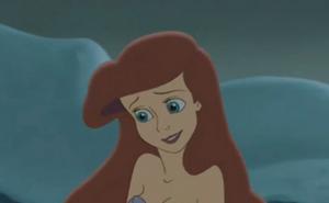 Ariel flounder