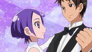 DDPC13 - Makoto tries to make it through the dance
