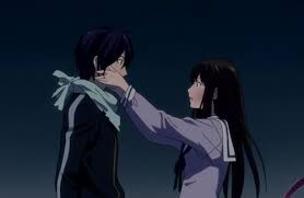 Hiyori and Yato 3