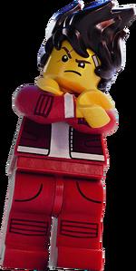 Kai lego ninjago movie