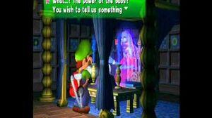 Luigi's Mansion Walkthrough Part 11 - Madame Clairvoya