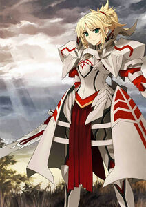 Mordred Pendragon Stage 2