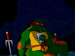 Raphael is Alone