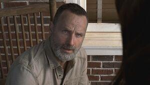 Rick grimes season 9