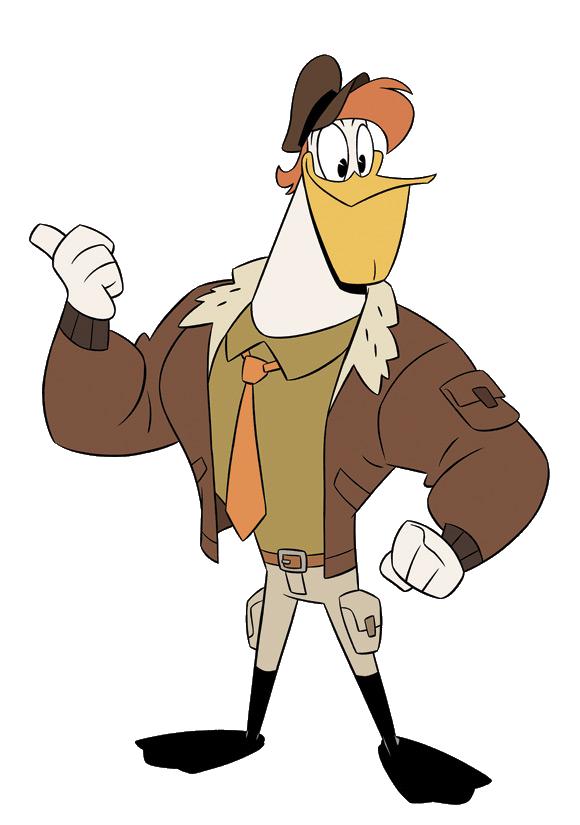 Launchpad McQuack (DuckTales 2017)