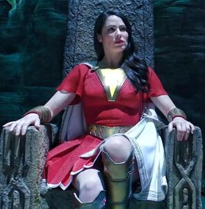 Michelle Borth as Lady Shazam 21