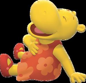 The Backyardigans Tasha Laughing Nickelodeon Nick Jr. Character Image