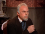 Bram Stoker's Dracula - Abraham Van Helsing protrayed by Herbert Lom in the 1970 film