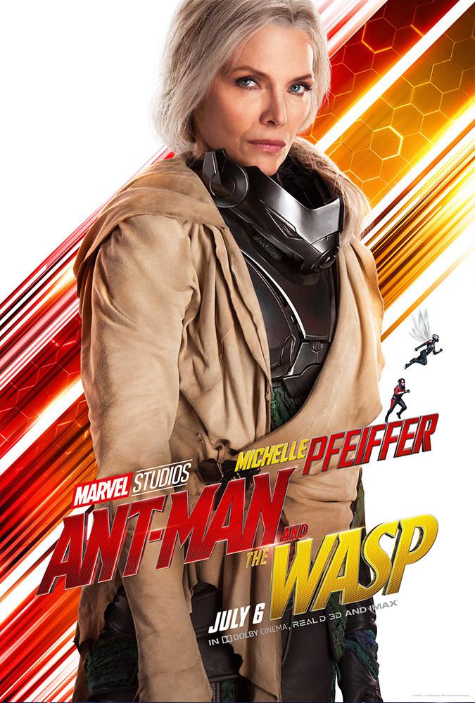 Inferno Lord Red/PG Proposal: Janet Van Dyne (Marvel Cinematic Universe)