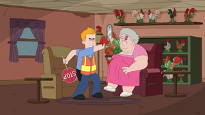 Kevin Knocks Out Mrs. Two-Toes