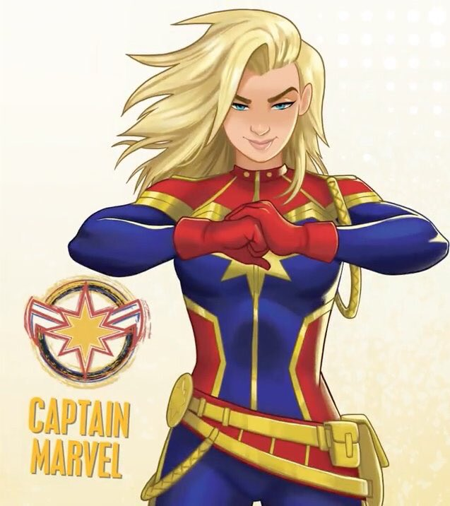 Captain Marvel (2010s Marvel Animated Universe)