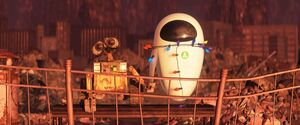 A bad date fore WALL-E