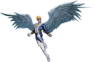 Angel Marvel Super War