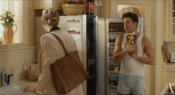 Chances Are Alex Finch (Robert Downey Jr) talking with Corinne Jeffries (Cybill Shepherd) before she knows he is Louie.png