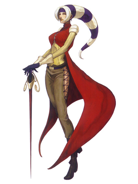 Foxy (The King of Fighters)