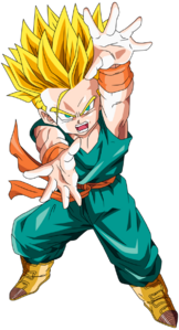 Kid trunks ssj2 by maffo1989-d42cyko