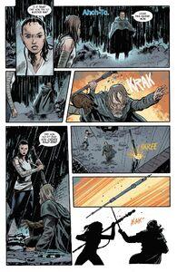 The Last Jedi Adaptation 4 - Rey confronts Luke
