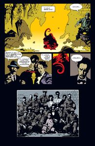 The Summoning of Hellboy