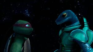 Y'Gythgba and Raphael