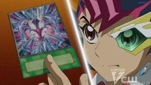 Yuma Rank-Up Magic Limited Barian's Force