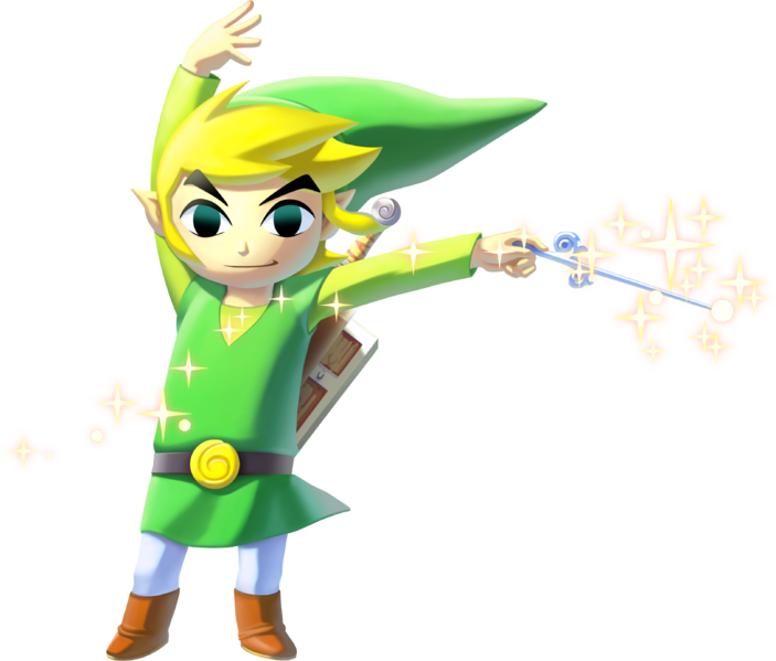 Fower42/PG Proposal: Toon Link