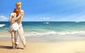 Beach Embrace by Juhani