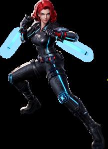 Black Widow Marvel Super War