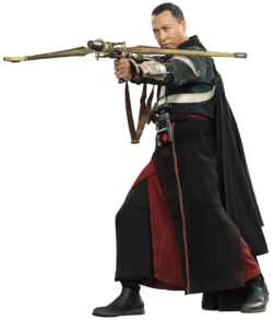 Chirrut Imwe with a Light Bow.png