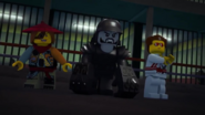 Griffin, Karlof and Ronin are Free.